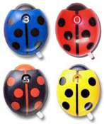 Original Ladybug Score Counter 4-Pack