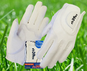 Ladies Glove White/White